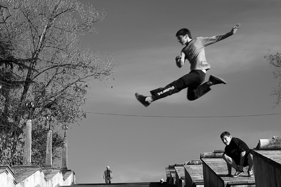 Фото жизнь (light) - natia apkhaidze - Genre - jumping